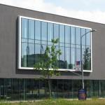 Bedrijfspand Topvision | Huijberts Gevelbouw